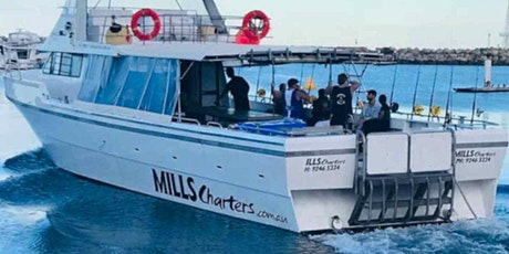 Pure Storage Fishing Charter tickets