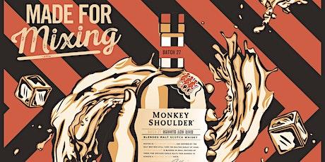 Monkey Shoulder X Tippling Club Block Party tickets