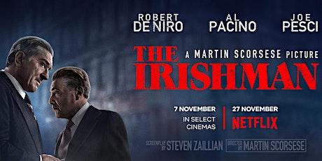 The Irishman tickets