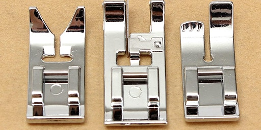 Put Your Best Foot Forward - an overview of sewing machine presser feet
