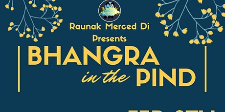 Bhangra In The Pind tickets
