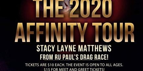 The 2020 Affinity Tour; Tucson tickets