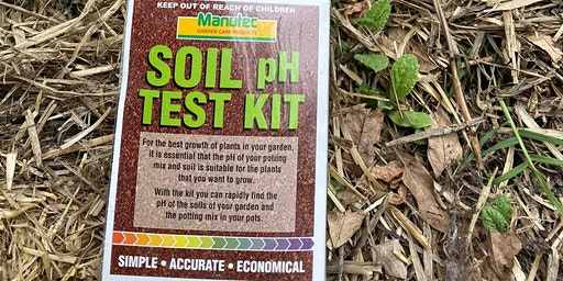 Soil Testing Workshop at Food Is Free Green Space with Priscilla 5 Jan