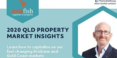 2020 Property Market Insights tickets