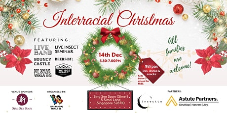 Interracial Christmas 2019! (All Families are Welcome!) tickets