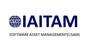 IAITAM Software Asset Management (CSAM) 2 Days Training in Seoul