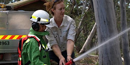 Junior Ranger All Fired Up!- Hattah-Kulkyne National Park