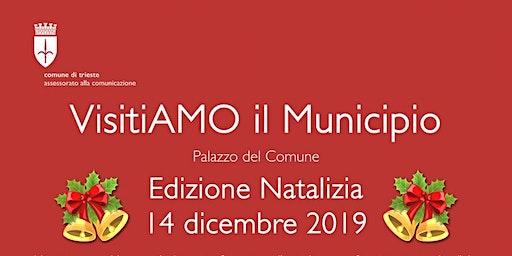 VisitiAMO il Municipio edizione natalizia 2019