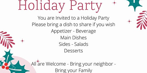 Forest Park Holiday Party