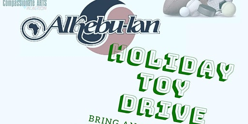 Alkebulan's Holiday Toy Drive: An Afternoon of Play