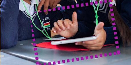 """""""M-learning: uso de dispositivos móviles en el proceso de aprendizaje"""" entradas"""