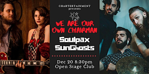 We Are Our Own Chairman: Soulpax & SunGhosts
