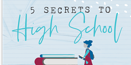 5 Secrets To School in 2020