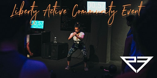 Liberty Active x Passion Fit: Booty Camp & Passion HIIT