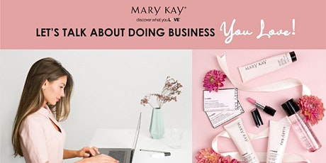 MK - Let's Talk about Doing Business You Love! tickets