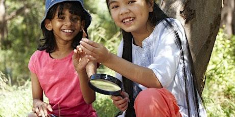 Junior Ranger Nature Treasure Hunt- Wattle Park tickets