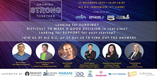 Growing Strong Together - Thailand Tech Community