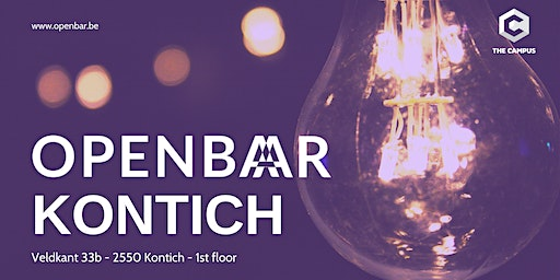 Openbar Kontich April // Cloud Native Development & AI and IoT