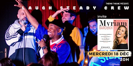 Laugh Steady Crew-Open Mic&Guest billets