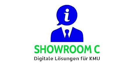 SHOWROOM C - die Leistungsshow der Digitalwirtschaft im Rheinland. tickets