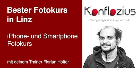 iPhone und Smartphone Fotokurs Tickets