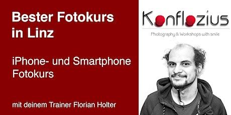 iPhone und Smartphone Fotokurs tickets