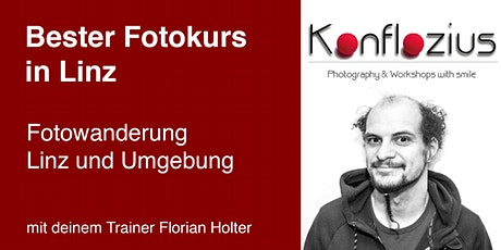 Fotowanderung Urfahraner Markt - Linz Tickets