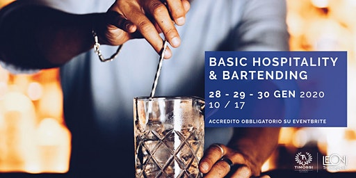 Basic Hospitality & Bartending