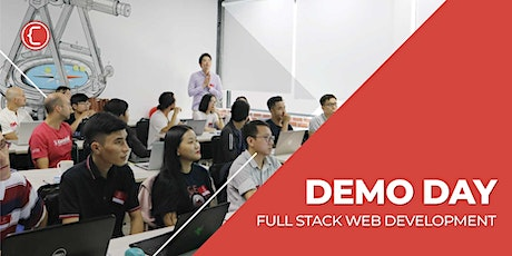 [EXCLUSIVE]Demo Day for Full Stack Web Development tickets