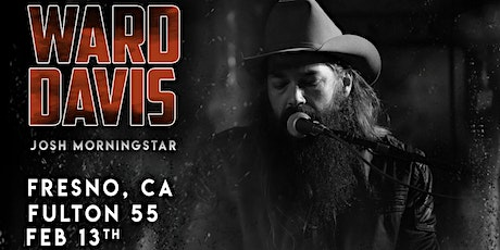 Ward Davis Returns to Fresno! tickets