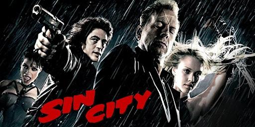 Sin City - Quentin Tarantino Retrospective