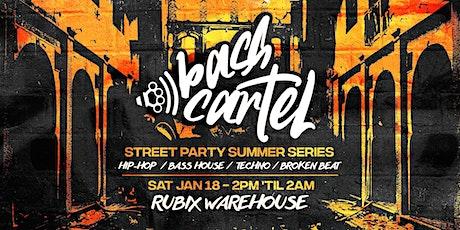 Bass Cartel - Street Party Summer Series tickets