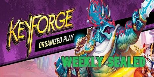 Torneo Weekly Sealed di Keyforge
