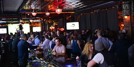 Iron Bar NYC Santa Bash Party 2019 only $15 tickets