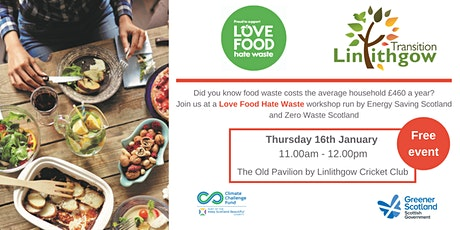 Love Food Hate Waste Workshop tickets