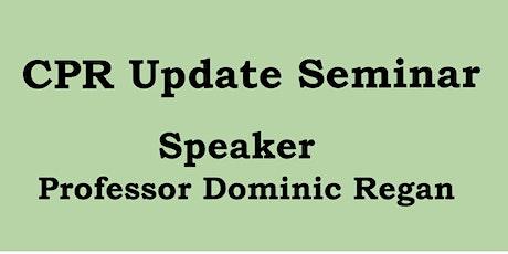 CPR Update Seminar tickets
