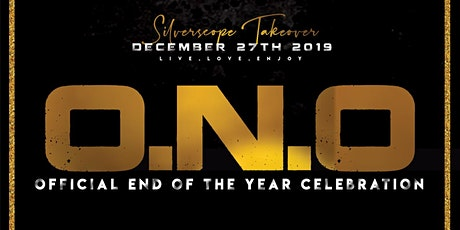 O.N.O (One Night Only) Official end of the year Celebration tickets