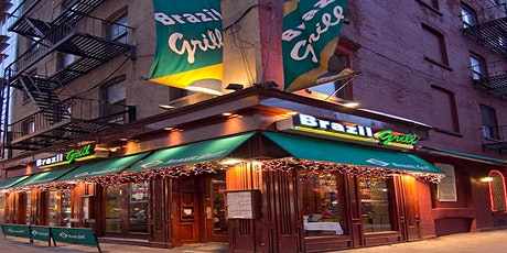 Brazil Grill NYC Santa Bash party 2019 only $15 tickets