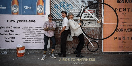 A Ride To Happiness | Live Music Fundraiser tickets