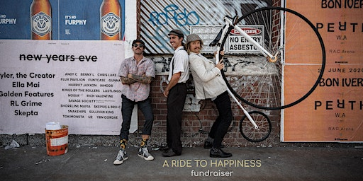 A Ride To Happiness | Live Music Fundraiser
