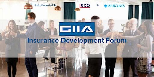 GIIA Insurance Development Forum Seminar