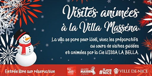 Noël à la Villa Masséna