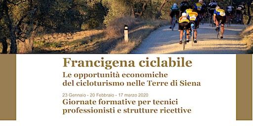 Cicloturismo nelle Terre di Siena - Formazione per Strutture Ricettive