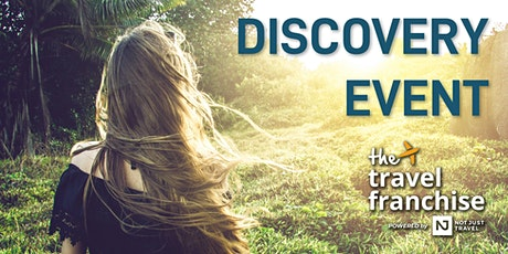 The Travel Franchise Discovery Event - London 4th Jan tickets