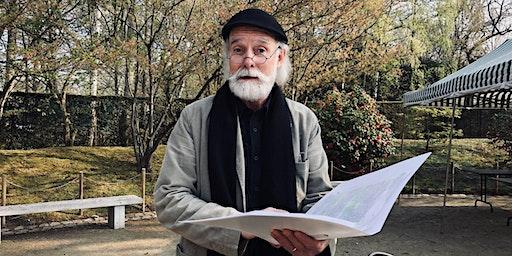 Poëziewandeling Japanse Tuin 24 oktober 2020
