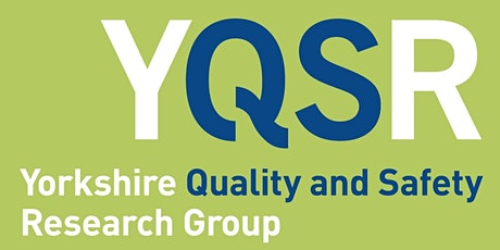 YQSR seminar: Shaping change in healthcare organisations tickets