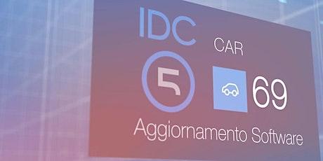 CORSO: IDC5 biglietti