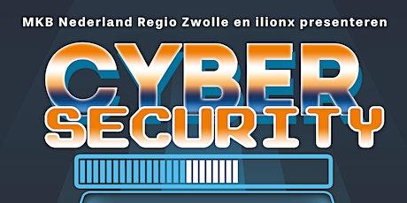 Cybersecurity: hoe veilig is uw bedrijf? tickets