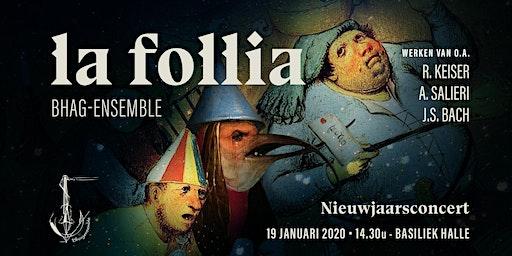 Nieuwjaarsconcert La Follia