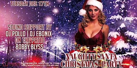 Lumen Tuesday's Naughty Santa Party tickets